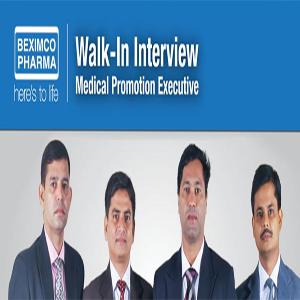Beximco Pharma Job Circular 2019 Medical Promotion Officer