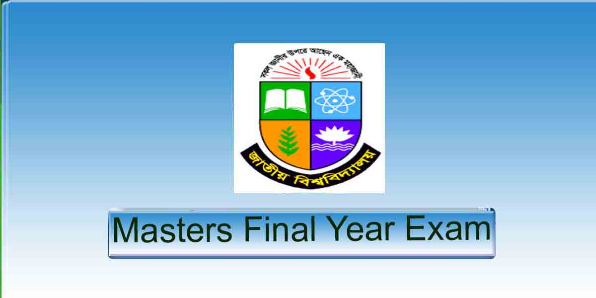 NU Masters Final Year Routine 2018