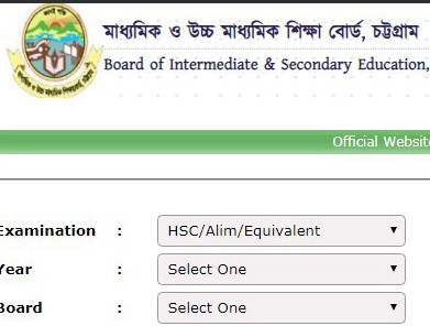 JSC Result 2018 Chittagong baord